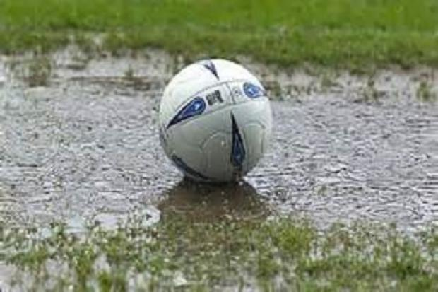 Council-owned pitches will be closed this weekend