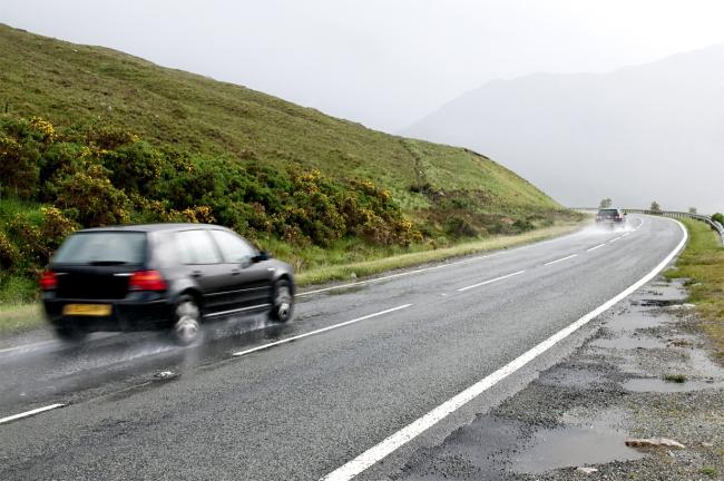 Driving In The Rain Tips From IAM RoadSmart