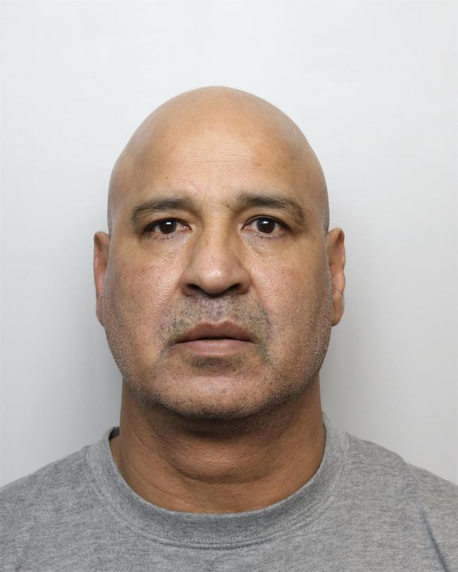 Tasawar Ali. Photo: West Yorkshire Police