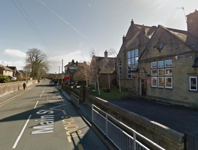 Main Street in Menston - image from Google Street View