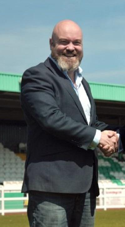 Damian Irvine has become a non-executive director at Hunslet