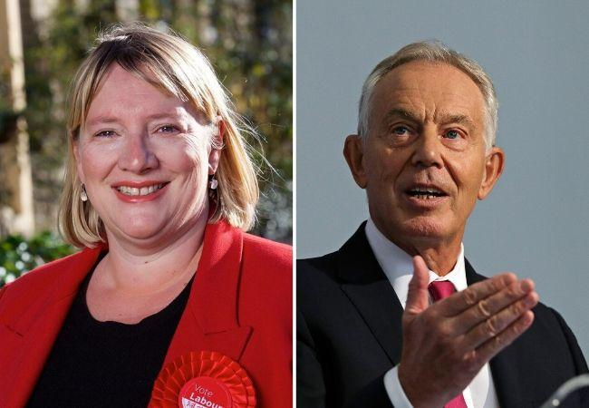 Pudsey Labour candidate embroiled in controversy over Blair and Hitler row