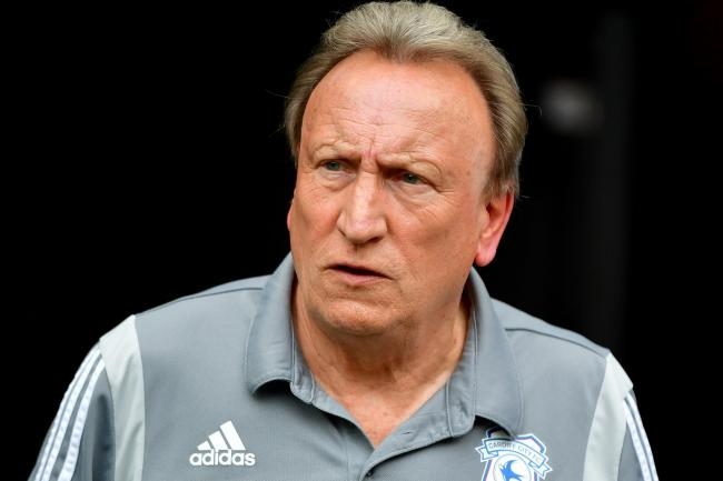 Neil Warnock is no longer the Cardiff City manager, having left his position by mutual agreement Picture: Anthony Devlin/PA Wire