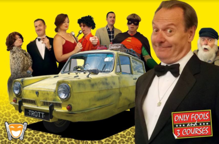 Only Fools and 3 Courses - Clitheroe 28/02/2020
