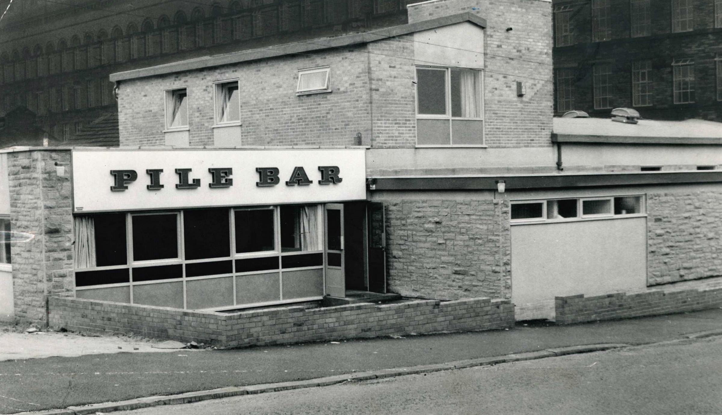 The pub that piled on the plush style