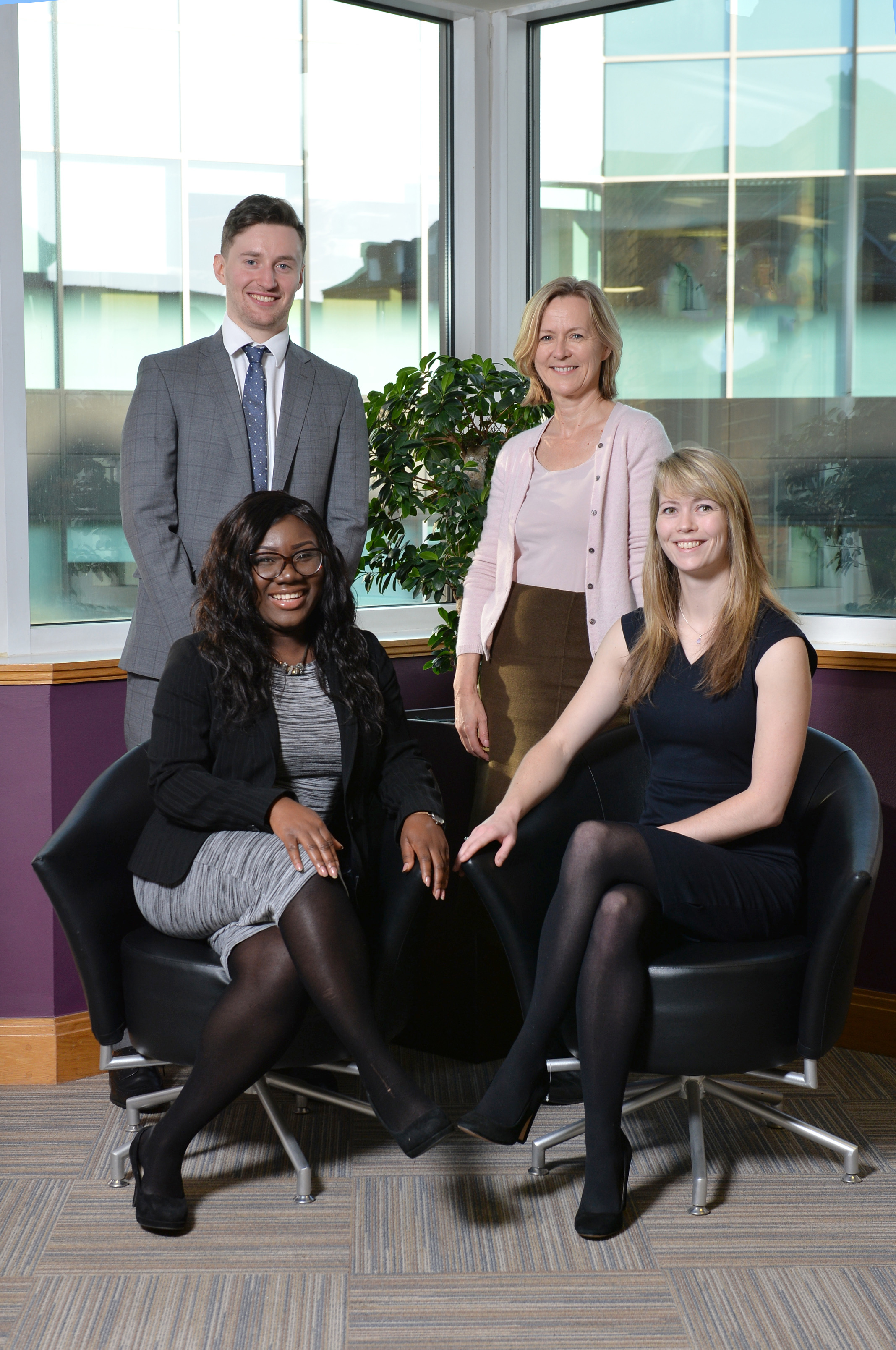 Trio of qualifying solicitors offered permanent roles at Bradford-based LCF law