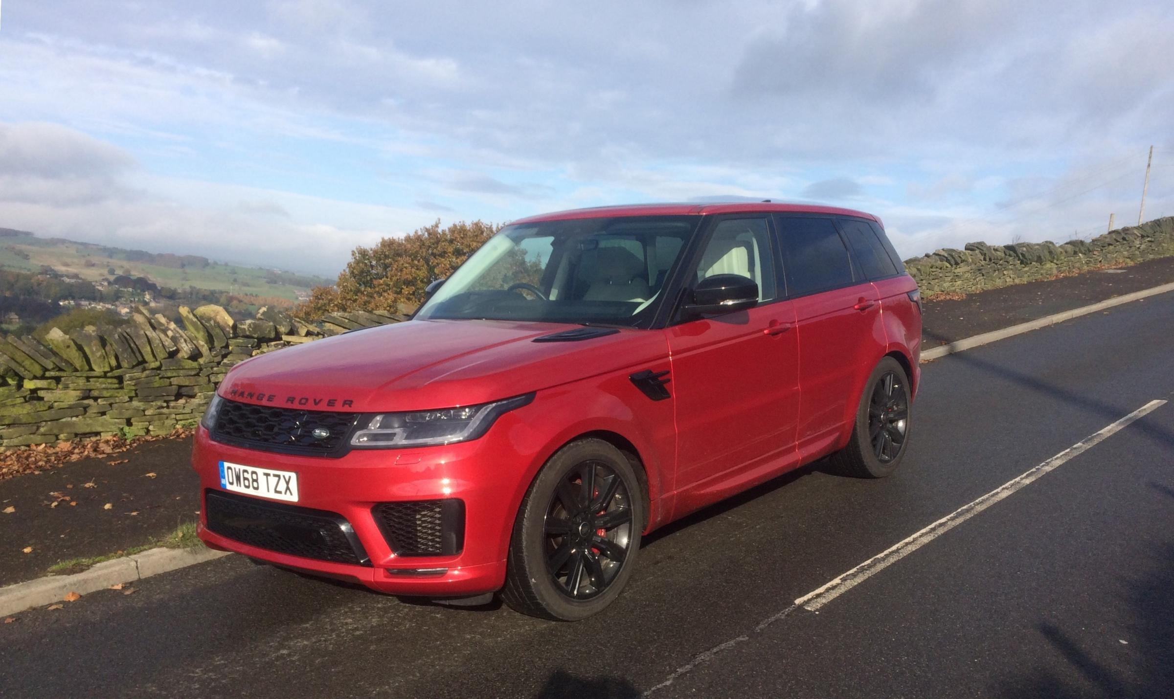 CAR REVIEW: Range Rover Sport plug-in hybrid