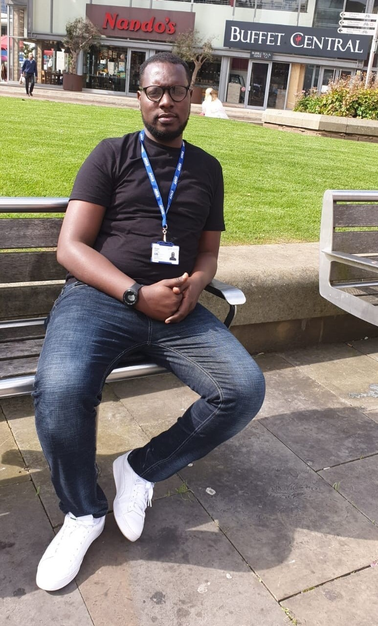 """""""They kill my relatives as if they're animals"""": Bradford Council worker pleads for justice for his family in Congo"""
