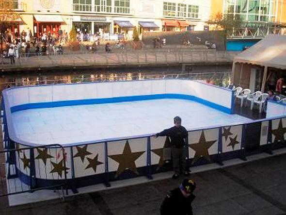 Ice skating update