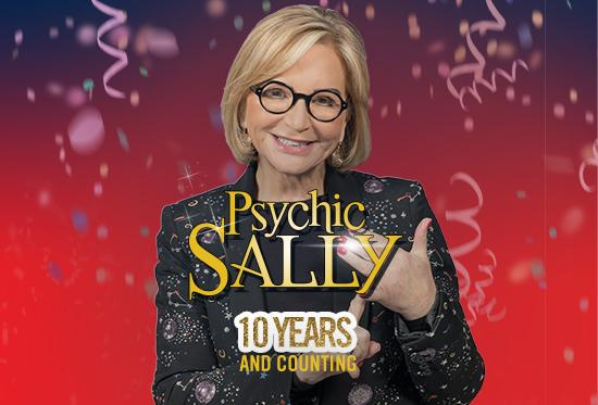 Sally Morgan - 10 Years and Counting