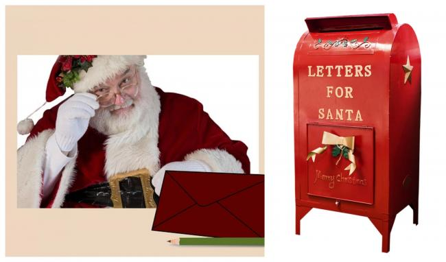 How to get a FREE letter from Father Christmas for your kids