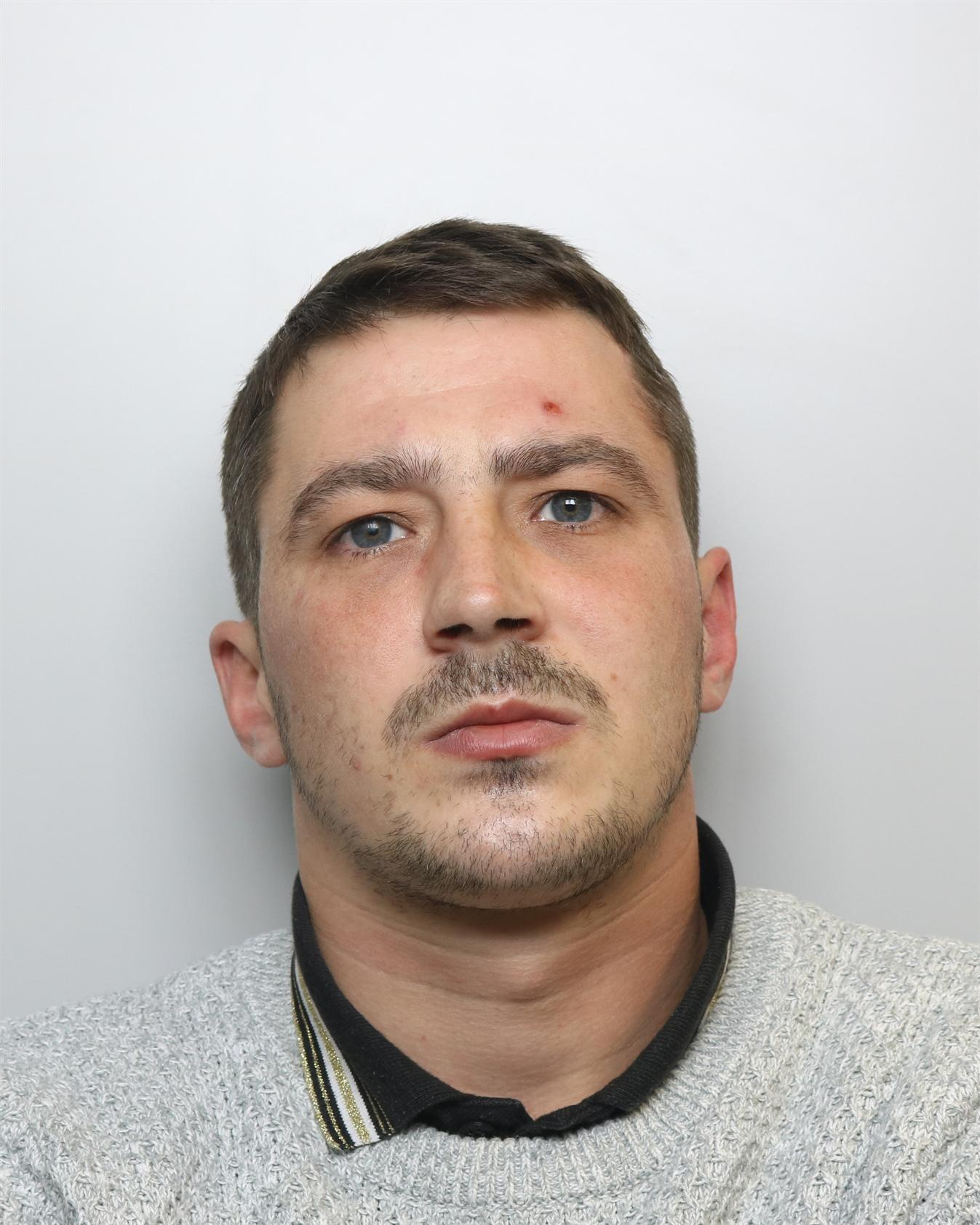 Man jailed after being caught with drugs stash worth over £5,000