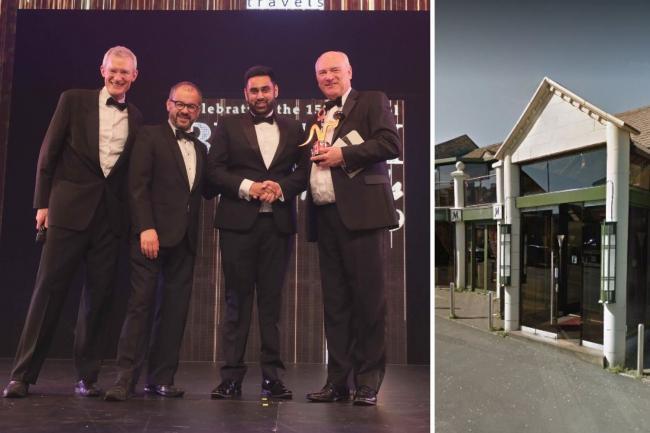 British Curry Awards 2019 Mumtaz Named Best Spice