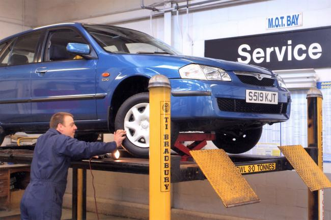 MOT testing - what to do before the test