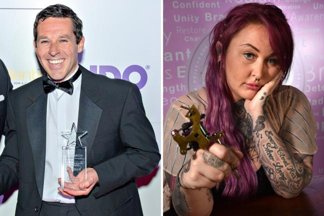 Andrew Bean of LMB Group in Cleckheaton and the firm itself, as well as tattooist Lucy Thompson, who runs a project to 3D nipple tattoos to women after mastectomies, are among those locally to have been nominated for the Yorkshire Choice Awards 2020