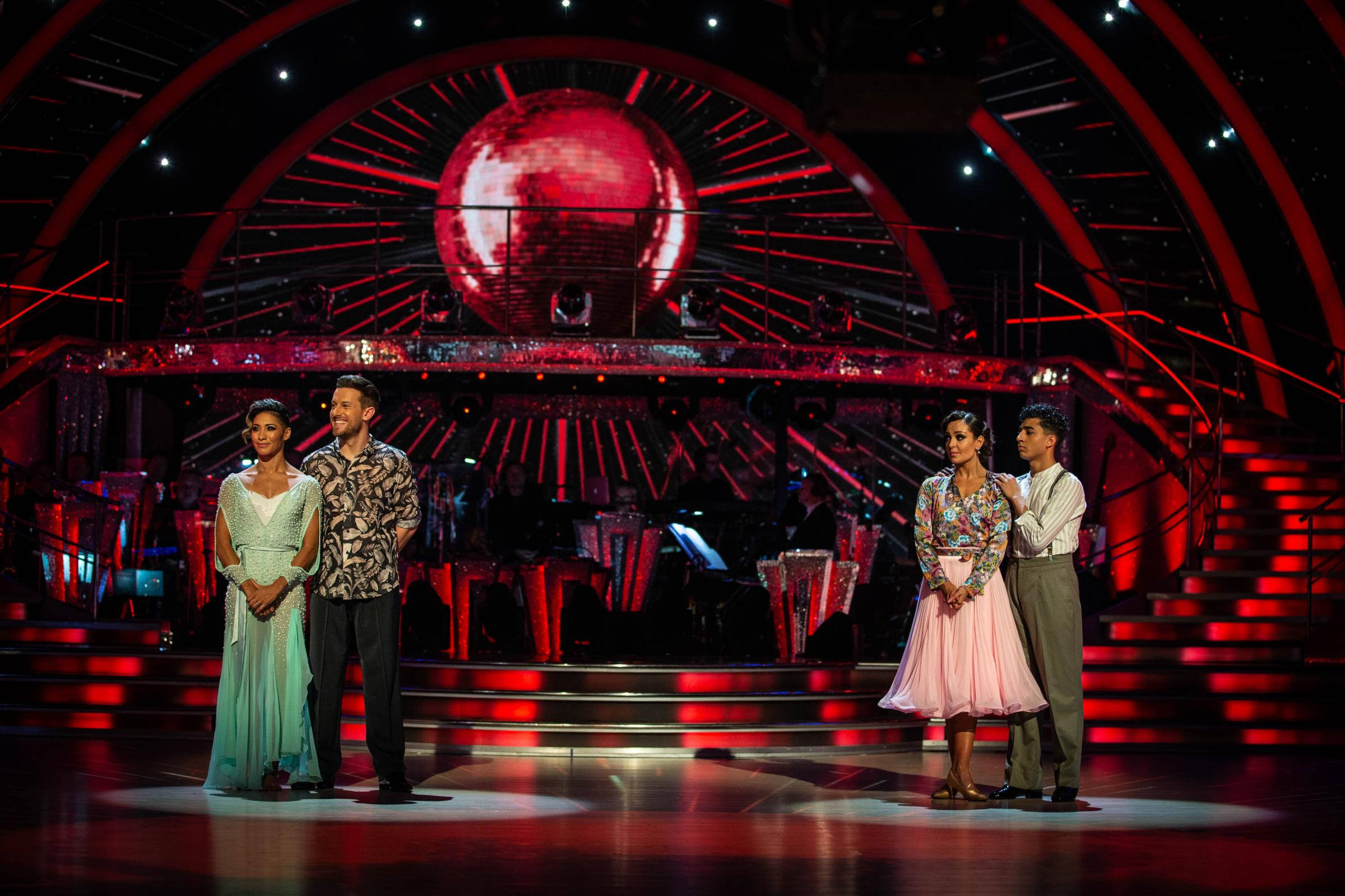 STRICTLY COME DANCING FINALISTS REVEALED AFTER DANCE-OFF ELIMINATION