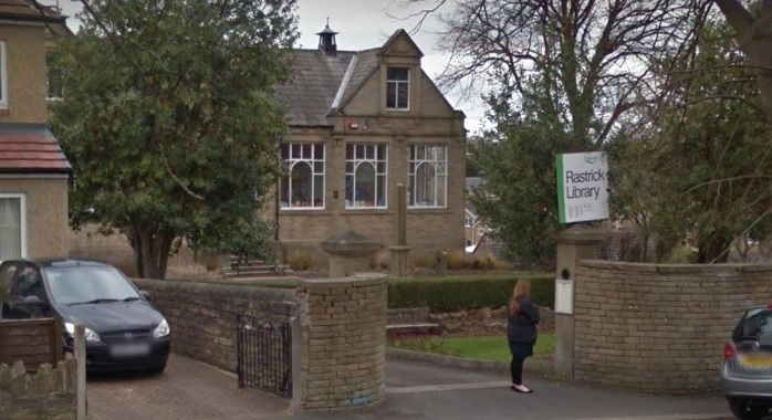 Rastrick Library closes for renovation works