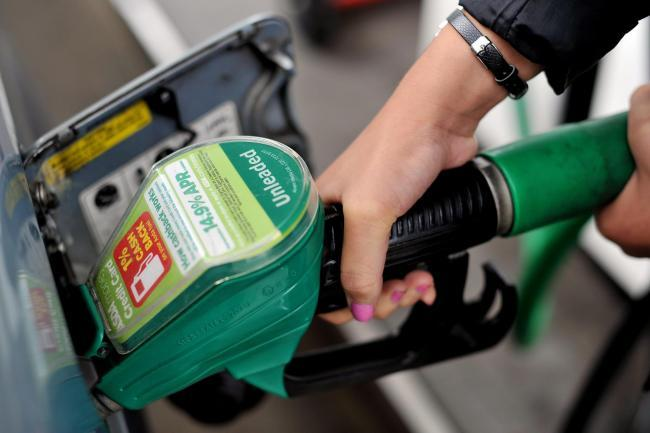 Fuel price cuts at supermarkets