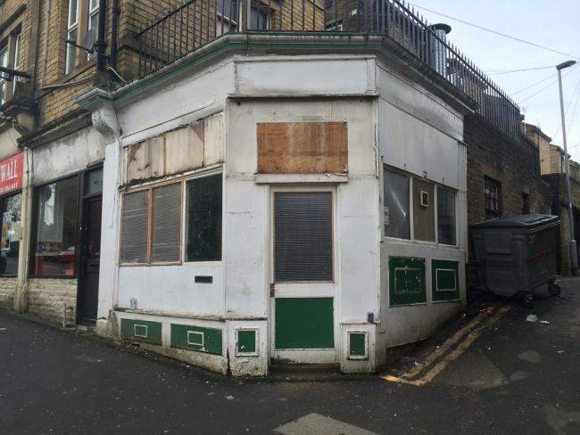 The taxi office on Morley Street that could become a restaurant