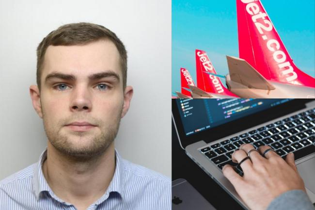 Jail for 'disgruntled employee' who brought down Jet2's entire computer system in act of revenge