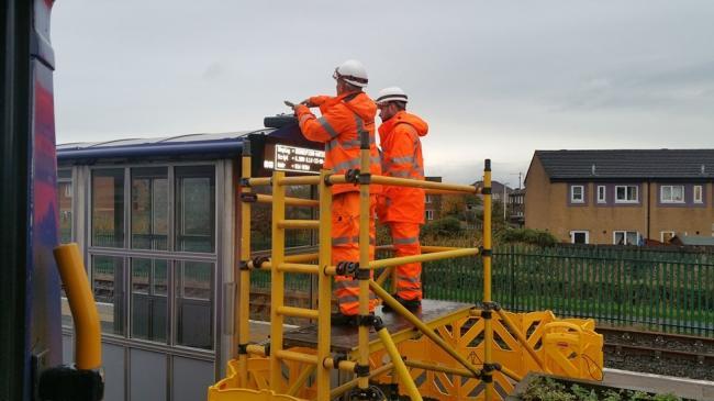 Northern engineers at work