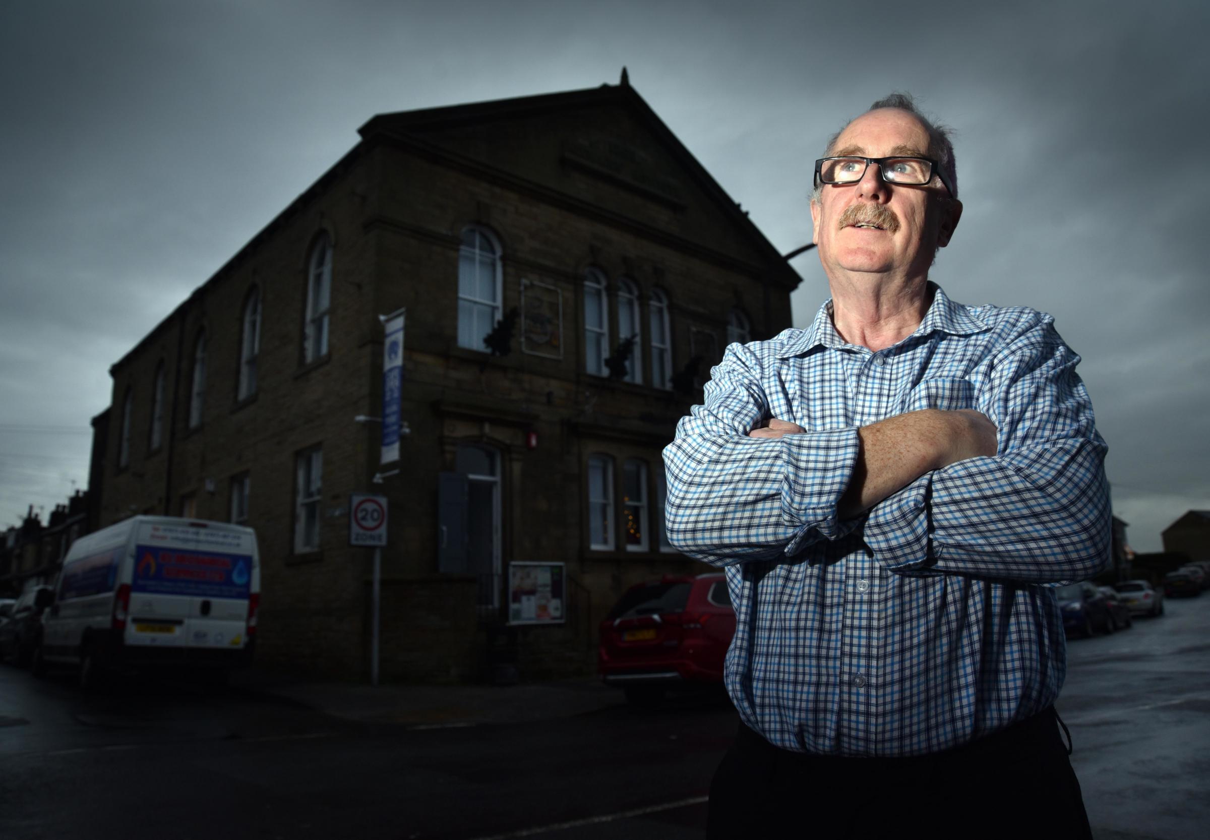 Team of volunteers have transformed Eccleshill Mechanics Institute