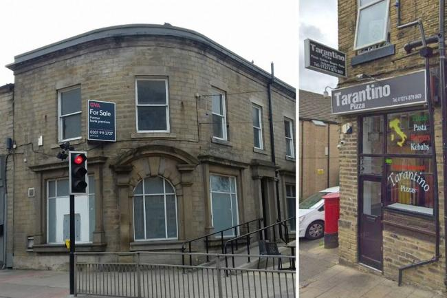 Cleckheaton takeaway Tarantino Pizza is expanding into the old NatWest bank building in the town creating a takeaway and coffee lounge