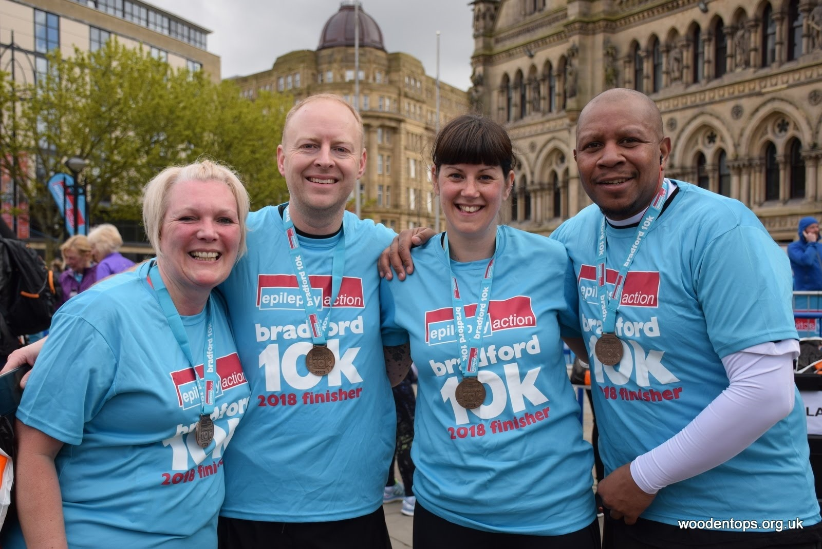 Entries are open for Epilepsy Action Bradford 10k run
