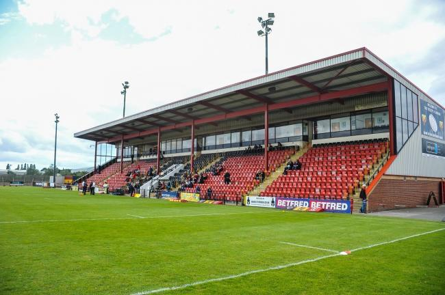 Bulls have now not played at the Tetley's Stadium since the start of March Picture: Tom Pearson