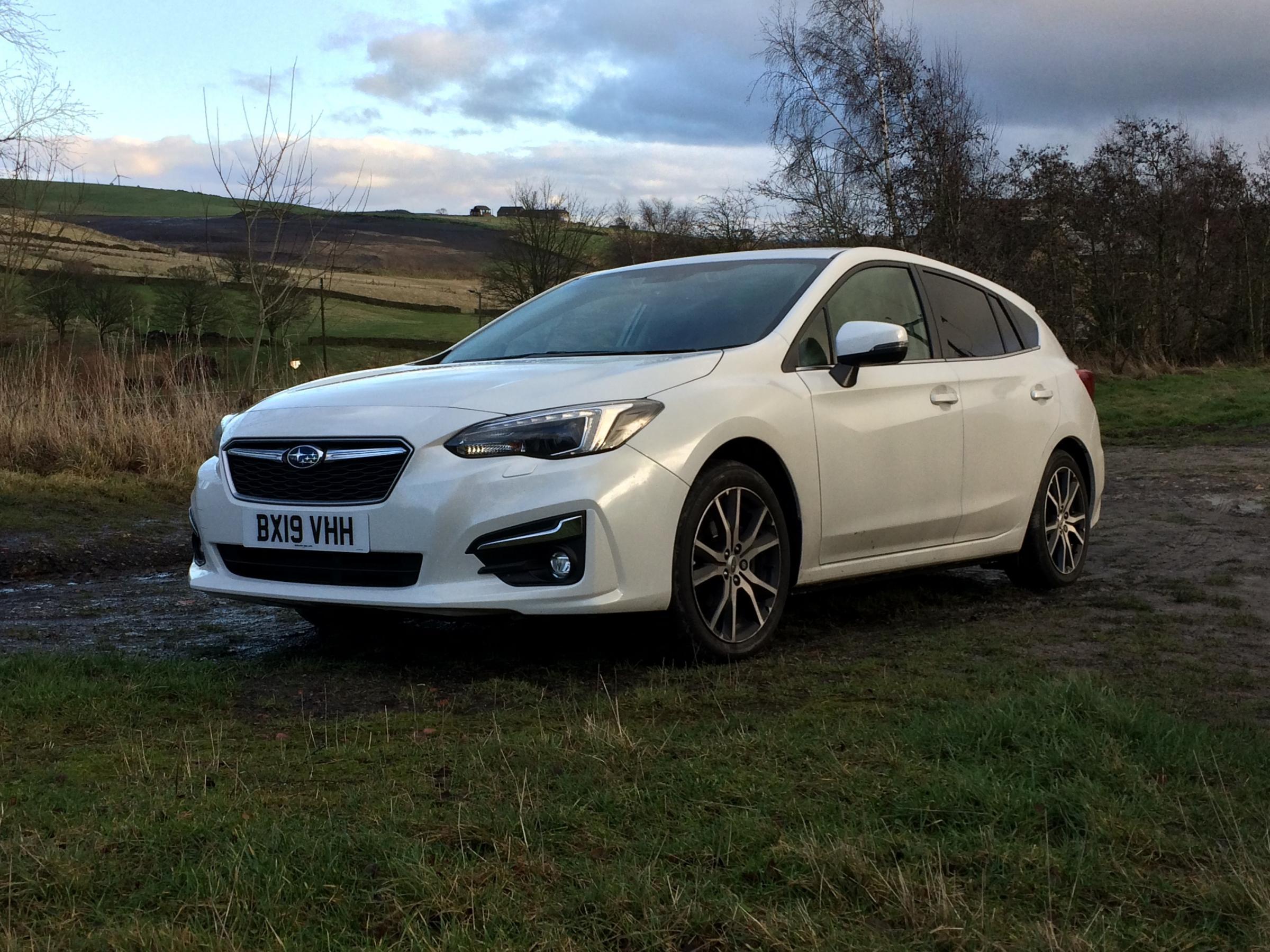 CAR REVIEW: Subaru Impreza nts