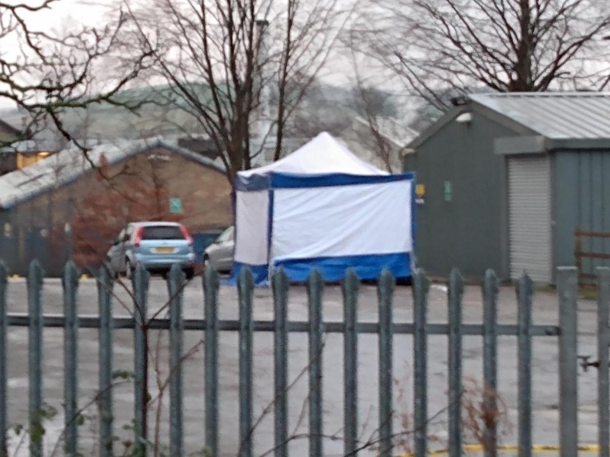 Factory worker 'stabbed to death confronting group outside plant'