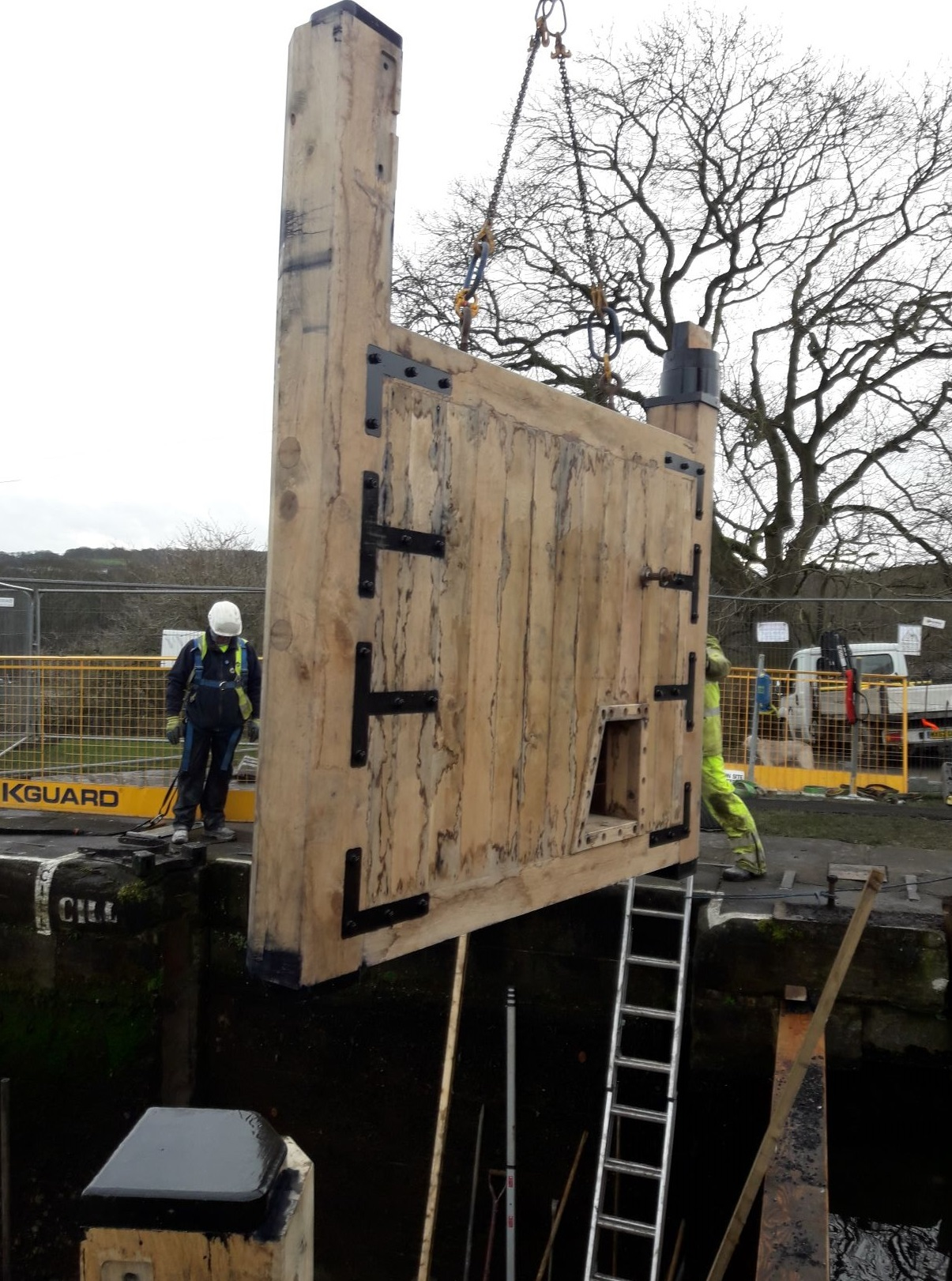 Canal & River trust to hold Bingley lock open day