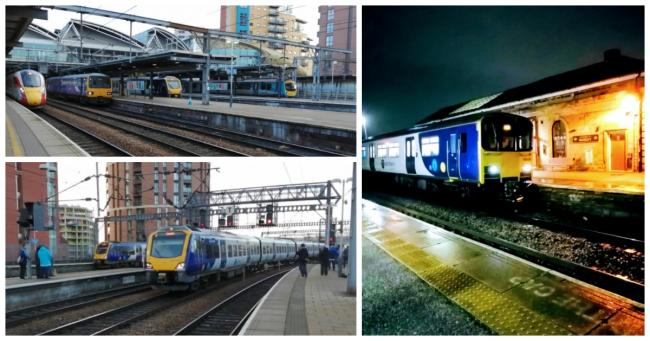 Network Rail investigated over poor performance on routes used by Northern and TransPennine Express