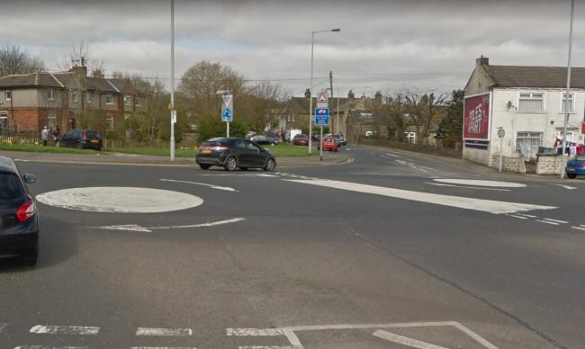 The two roundabouts. Picture: Google Street View