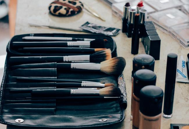 Make-up counters for men may catch on. Picture: Pixabay
