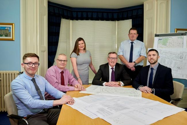 Jones Homes Yorkshire has doubled its Cleckheaton-based development team as the housebuilder looks to grow