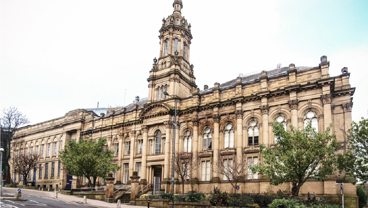 Listed city centre building could be converted into over 200 flats