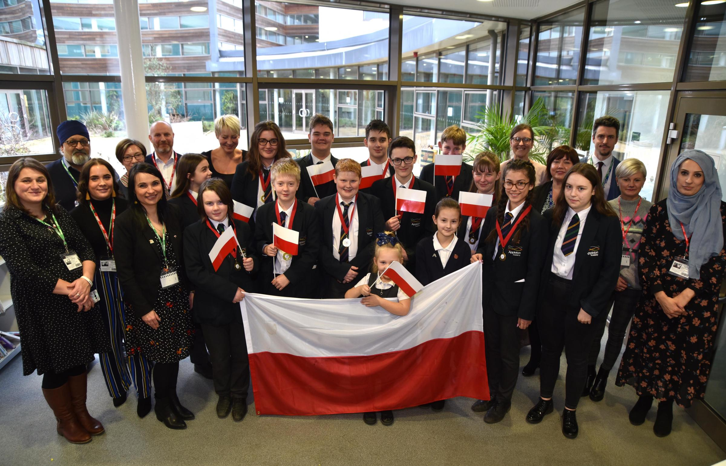 Polish Week at Appleton Academy tackles stereotypes