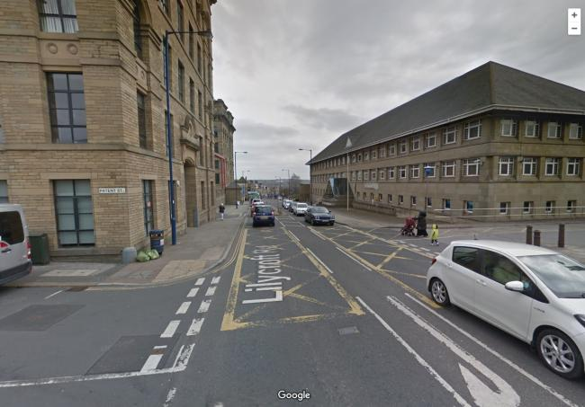 A pedestrian has been knocked down on Lilycroft Road, Manningham. Pic: Google Street View