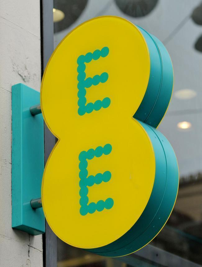 If you receive this text about your EE bill - don't click on the link