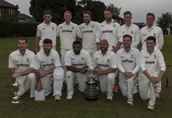 Woodlands last won the Heavy Woollen Cup in 2017