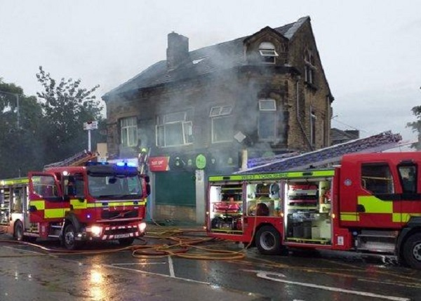 Electrical faults caused two of West Yorkshire's biggest blazes