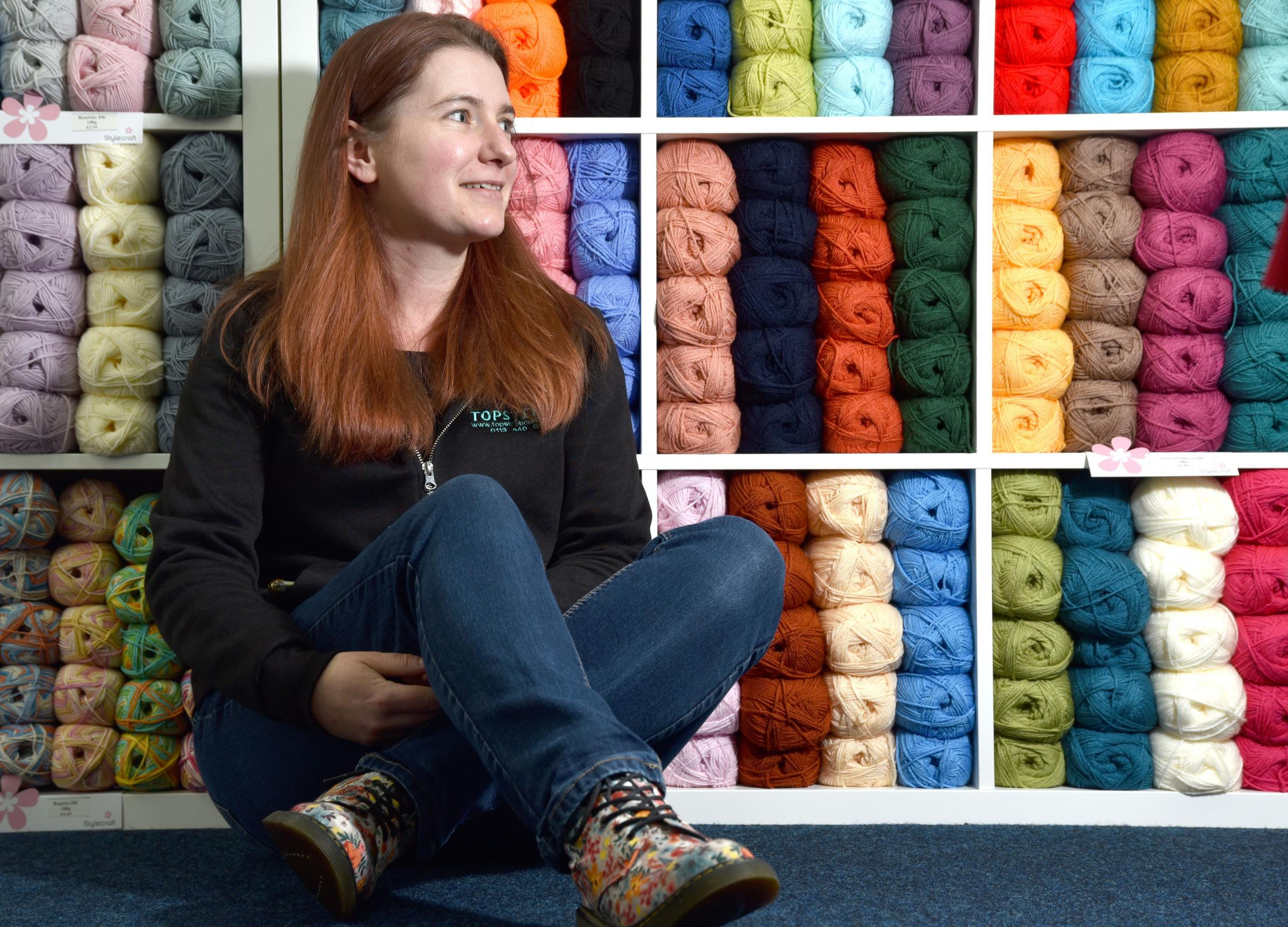 This new town centre shop is a knitter's paradise