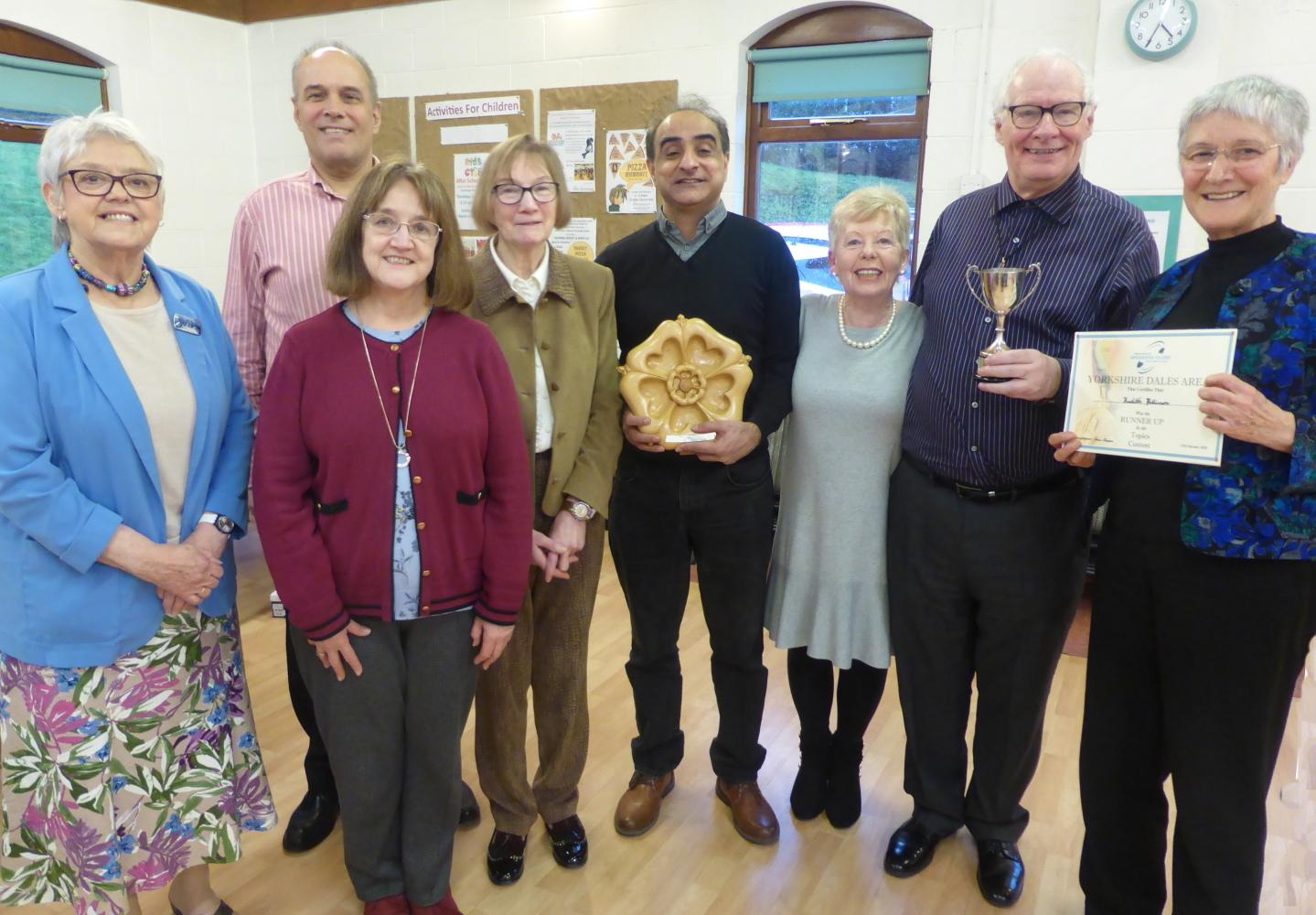 Bradford Speakers Club claims prizes