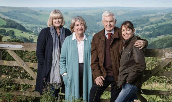 Last Tango in Halifax is one of the region's TV success stories. Picture: BBC