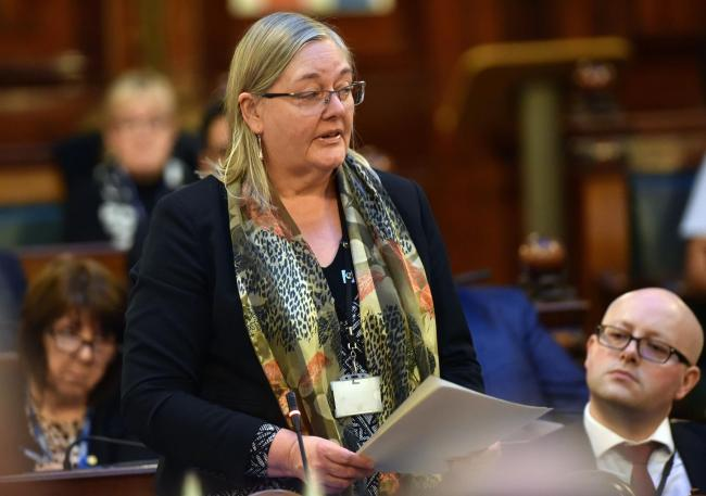 Councillor Sarah Ferriby