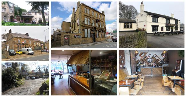 Here are some of the Bradford district's pubs and hotels currently on the market