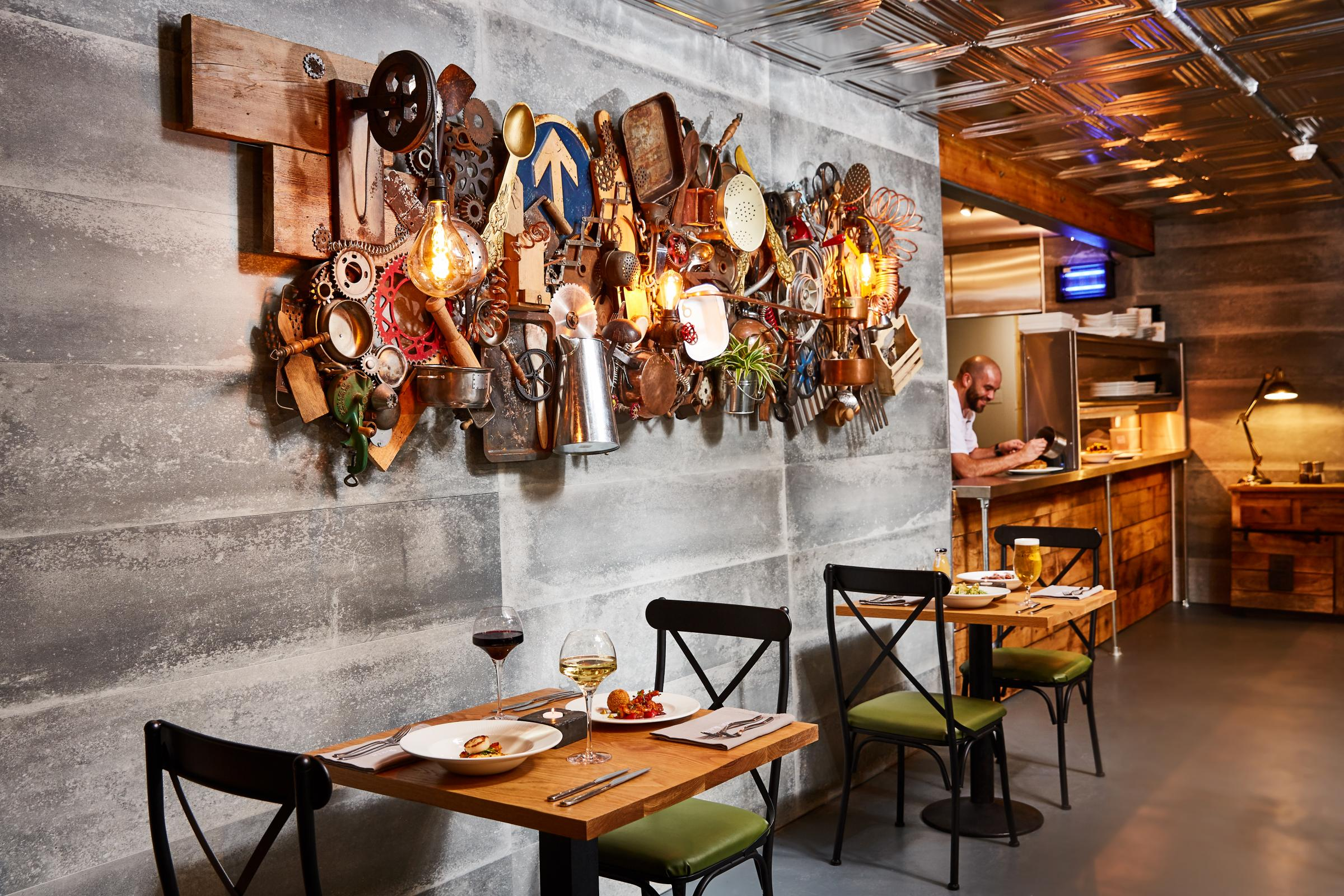 FOOD: Taste of the North with an urban rustic vibe