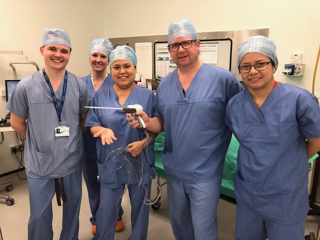 How new 'revolutionary' treatment at BRI will make a difference for men with prostate problems
