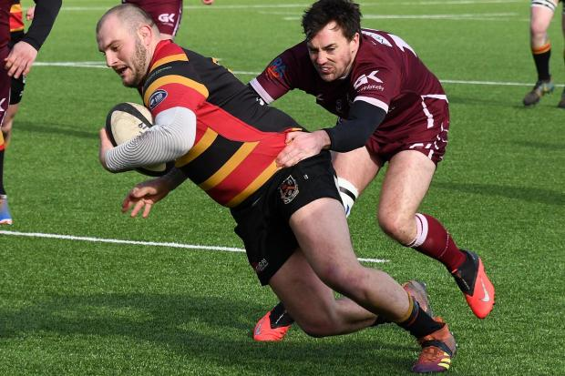 Tom Cummins has made the switch from Bradford & Bingley to Otley Picture Richard Leach